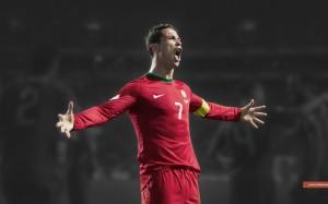 Cristiano Ronaldo Screaming Wallpaper