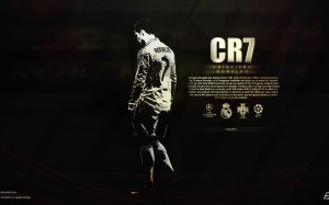 Cristiano Ronaldo wallpaper by Drifter765