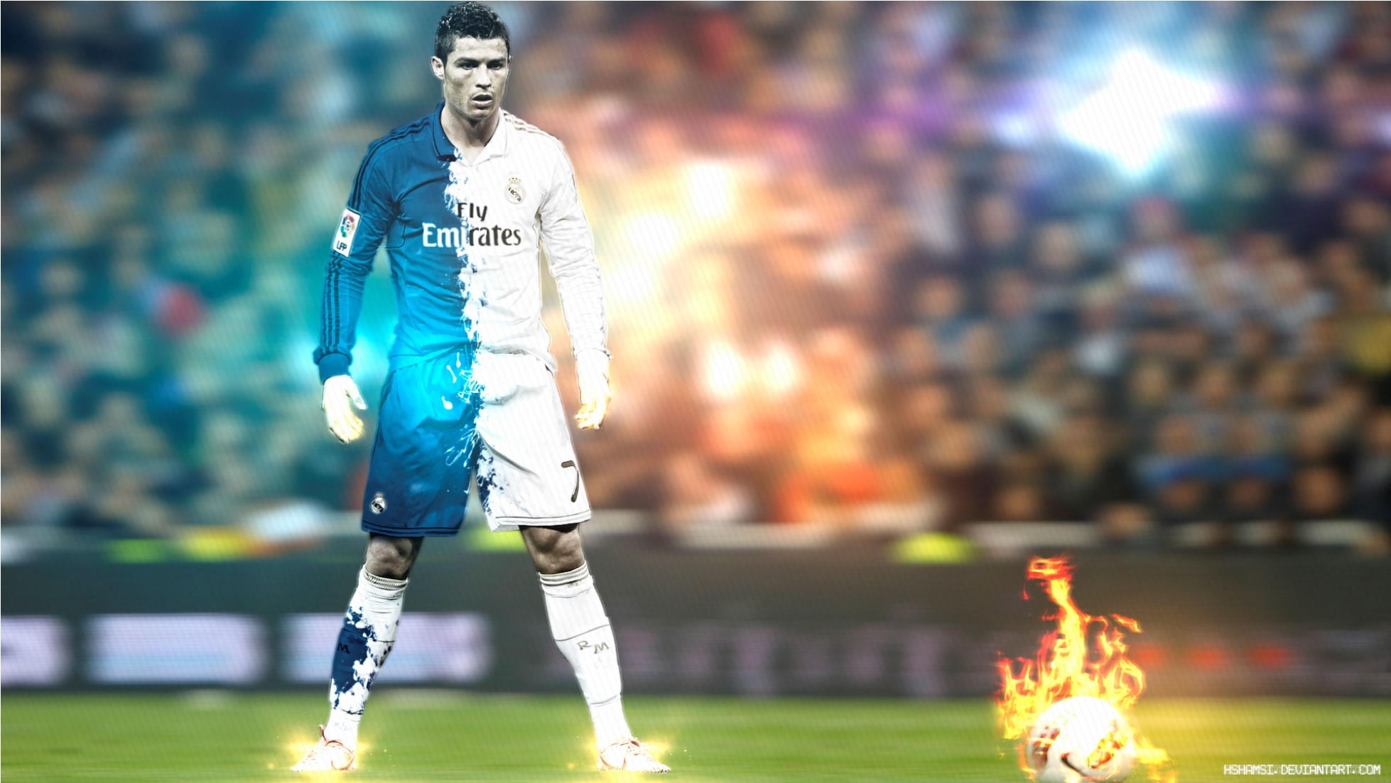 Cristiano Wallpaper Iphone 5