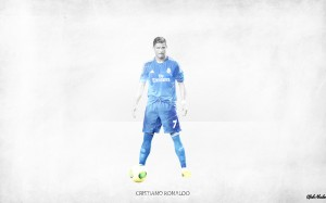 Cristiano Ronaldo wallpaper by Ufuuk (2)