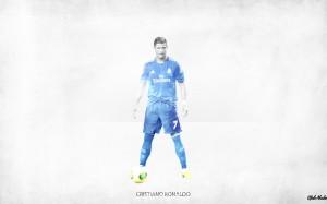 Cristiano Ronaldo wallpaper by Ufuuk (2)