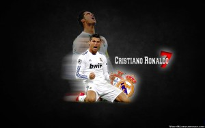 Cristiano Ronaldo wallpaper by Vekyr1
