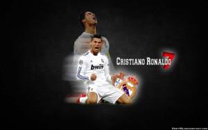 Cristiano Ronaldo wallpaper by Vekyr1