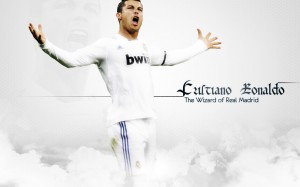 Cristiano Ronaldo - The Wizard of Real Madrid