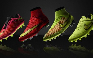 Nike Mercurial Wallpaper